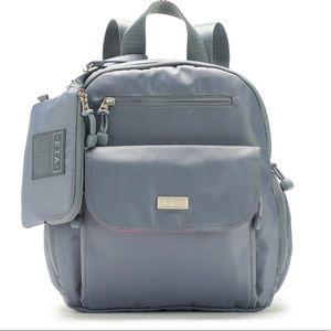 Handbags - Gray Nylon Travel Backpack 💙